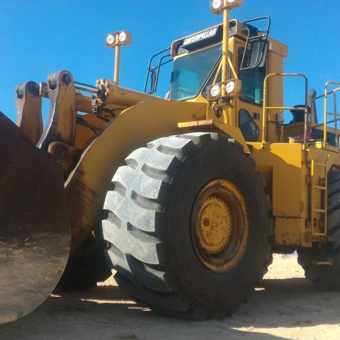 Fix the problem in the section ECM caterpillar 988FII